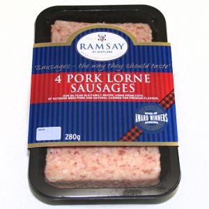 Ramsay of Carluke Lorne Sausage
